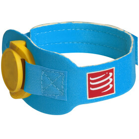 Compressport Timing Chipband Ice Blue